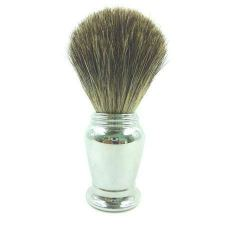 Frank Shaving Krom Baberkost (Pure Badger) - kr 119 | Hurtig levering
