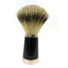 Frank Shaving Svart Barberkost (Best Badger) - kr 499 | Hurtig levering