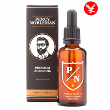 Percy Nobleman Premium Skægolie - Limited Edition (50 ml)