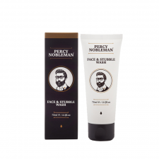 Percy Nobleman Face & Stubble Wash (75 ml) (made4men)
