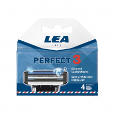 LEA Perfect 3 Catridge (4 barberblade) (made4men)