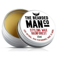The Bearded Man Rain Forest Moustache Wax (15 ml) - kr 99 | Hurtig levering