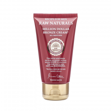 Raw Naturals Million Dollar Bronze Cream (75 ml) (made4men)