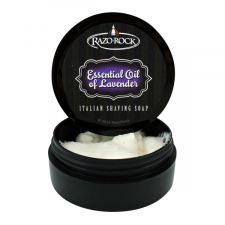RazoRock Essential Oil of Lavender Barbersæbe (125 ml)