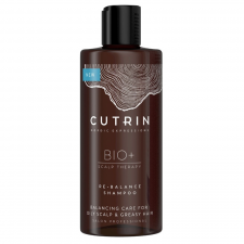 Cutrin BIO+ Re-Balance Shampoo (250 ml) (made4men)