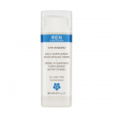 REN Daily Supplement Moisturising Cream (50 ml)