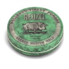 Reuzel Green Grease Medium Hold Pomade (35 g)