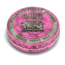 Reuzel Pink Grease Heavy Hold Pomade (35 g)