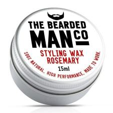 The Bearded Man Rosemary Moustache Wax (15 ml) - kr 99 | Hurtig levering