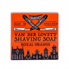 Van Der Lovett Shaving Soap Royal Orange (70 gr) (made4men)