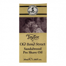 Taylor of Old Bond Street Pre-Shave Oil Sandeltræ (30 ml)