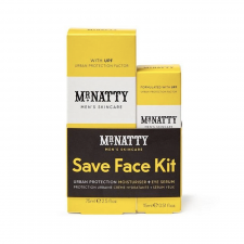 Mr Natty Urban Protection Duo Save Face Kit (made4men)