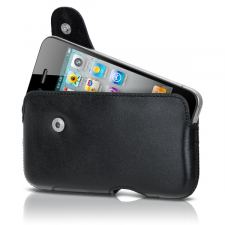 Sena Laterale Pouch iPhone 4/4S (Svart)