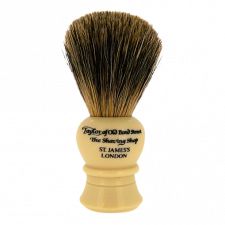 Taylor of Old Bond Street Barberkost 9.5 cm (Ivory, Pure Badger)