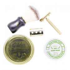 Golden Beards Shaving Kit