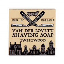 Van Der Lovett Shaving Soap Sweetwood (70 gr) (made4men)