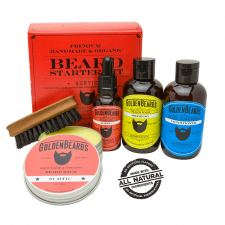 Golden Beards Starter Beard Kit Surtic