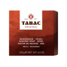 Tabac Original Shaving Soap Refill Bowl (125 g) (made4men)