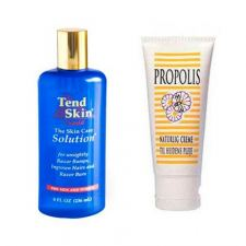 Tend Skin Solution (236 ml) + Propolis Creme 10% - Mod bumser (60 ml)