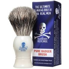 The Bluebeards Revenge Barberkost (Pure Badger) - kr 309 | Hurtig levering