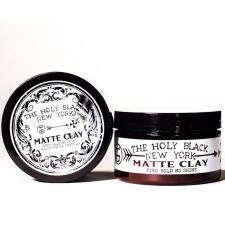 The Holy Black Matte Clay (118 ml.)