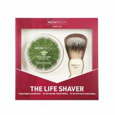 MenRock The Life Shaver - Sicilian Lime (100 ml)