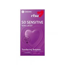 RFSU So Sensitive Kondomer (6 stk) - kr 189 | Hurtig levering