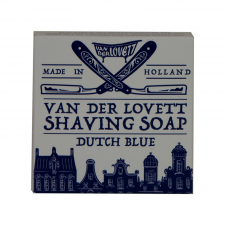 Van Der Lovett Shaving Soap Dutch Blue (70 gr) (made4men)