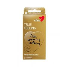RFSU Thin True Feeling Kondomer (8 stk) - kr 159 | Hurtig levering