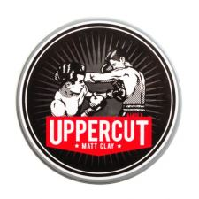 Uppercut Deluxe Matt Clay Hårvoks (60 g)