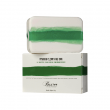 Baxter Of California Vitamin Cleansing Body Bar - Lime & Granatæble (156 gr) (made4men)