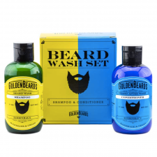 Golden Beards Beard Wash Set (238 g) (made4men)