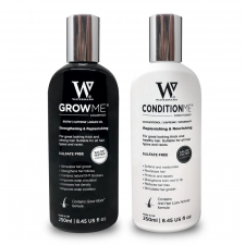 Watermans Grow Me Shampoo & Conditioner (made4men)