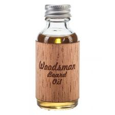 The Bearded Bastard Woodsman Beard Oil (30 ml) - kr 199 | Hurtig levering