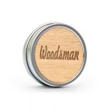 The Bearded Bastard Woodsman Mustache Wax (28 g) - kr 139 | Hurtig levering