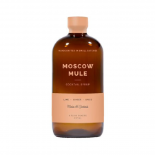 W&P Design Moscow Mule Cocktail Kit Syrup