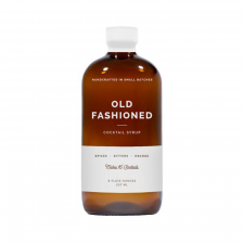 W&P Design Old Fashioned Cocktail Kit Syrup