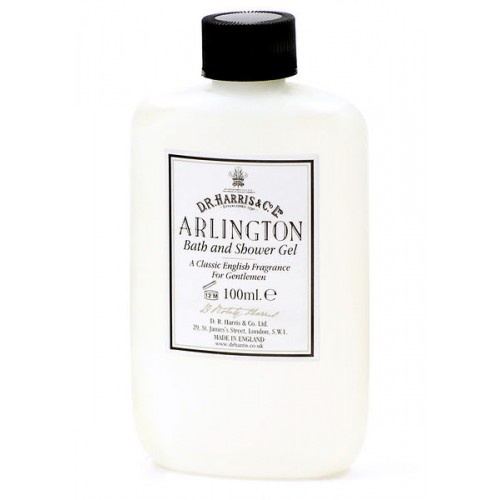 Image of   D.R. Harris & Co. Arlington Bath & Shower Gel (250 ml)