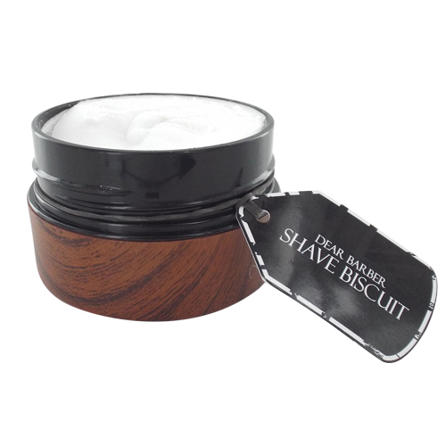 Image of   Dear Barber Shave Biscuit Barberckem (100 ml)