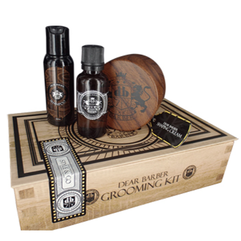 Image of   Dear Barber Giftset Collection 5 Mattifier