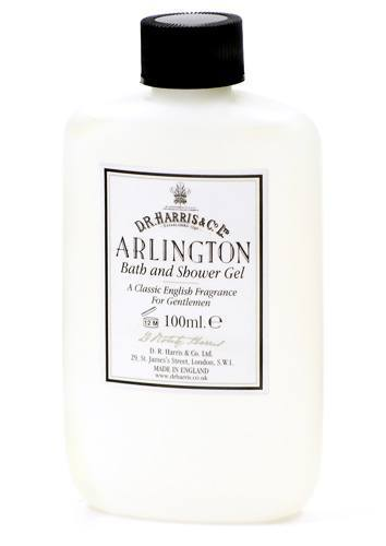 Image of   D.R. Harris & Co. - Arlington Dusjsåpe (100 ml)