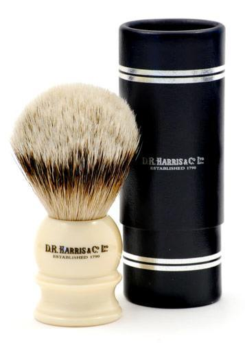 Image of   D.R. Harris & Co. Silver Tip Baberkost (Ivory)