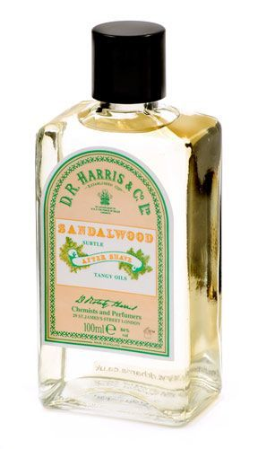 Billede af D.R. Harris & Co. Sandalwood Aftershave (100 ml)