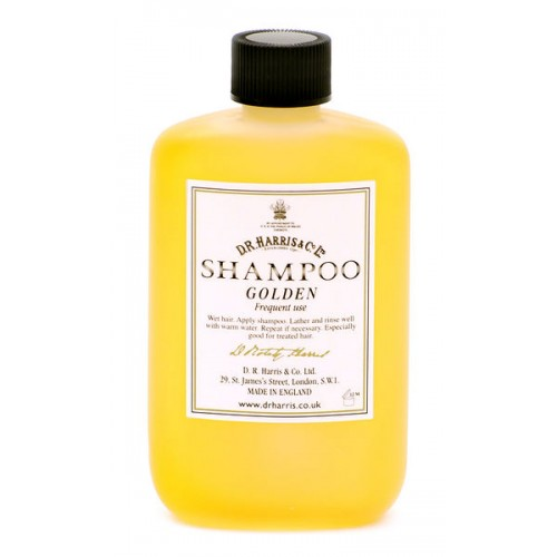 Image of   D.R. Harris & Co. Golden Shampoo (250 ml)