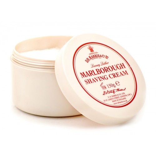 Image of   D.R. Harris & Co. Marlborough Luksus Barberkrem (150 g)