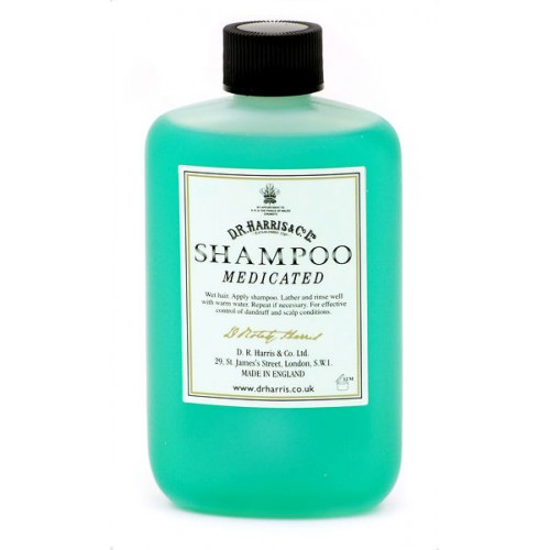 Image of   D.R. Harris & Co. Medicated Shampoo (250 ml)