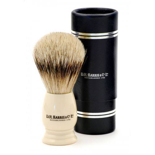 Billede af D.R. Harris & Co. Best Badger Barberkost (Ebony)