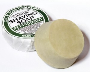 Image of   Dr. K Soap Company Barbersåpe Peppermynte (70 g)