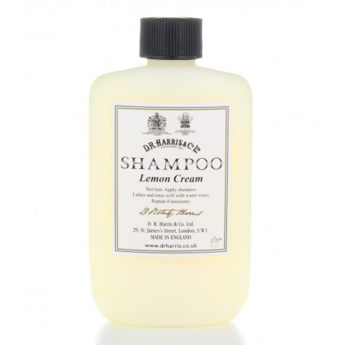 Image of   D.R. Harris & Co. Lemoncreme Shampoo (150 ml)