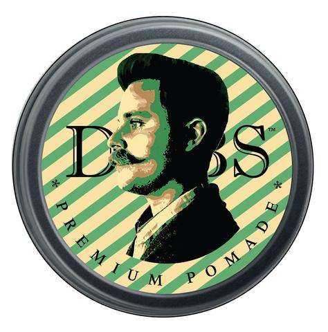 Image of   DUBS Pomade - Bay Rum (60 ml)